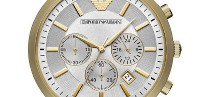 Binnenkort : New Armani series!
