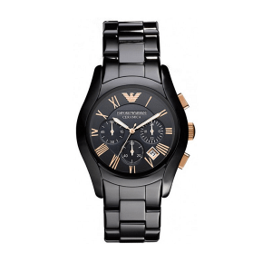 Emporio Armani Ceramica heren horloge AR1410 10Happy