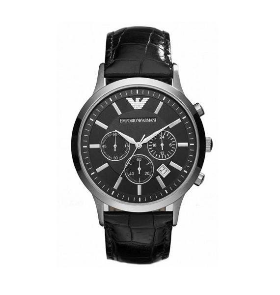 Emporio Armani Renato AR2447 Heren horloge 10Happy