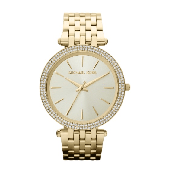 Michael Kors Darci Gold MK3191 Dames horloge 10Happy