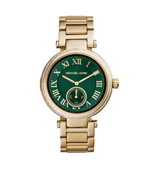 Michael Kors Skylar MK6065 dames horloge 10Happy