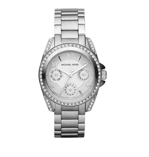 Michael Kors Blair Mini MK5612 dames horloge 10Happy