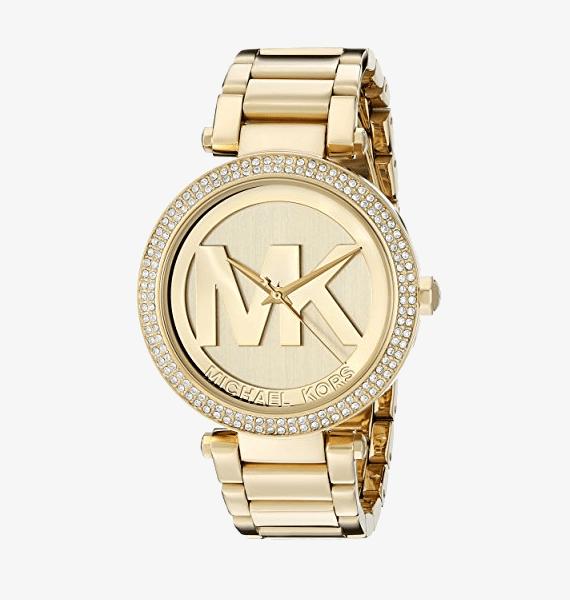Michael Kors Parker MK5784 Dames horloge 10Happy