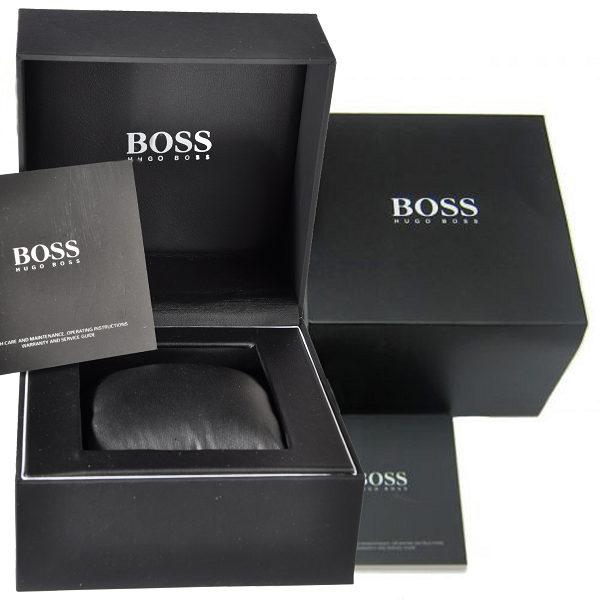 Watcbox Hugo Boss