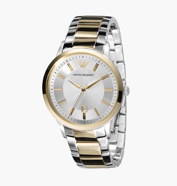 Emporio Armani Renato AR2449 10Happy heren horloge