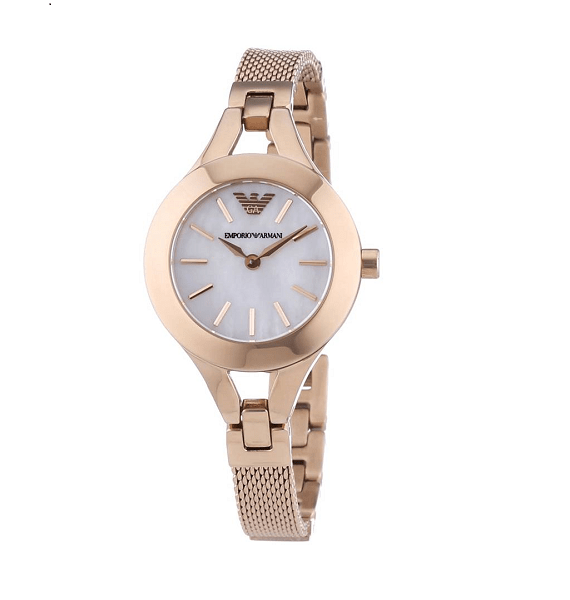 Emporio Armani Chiara AR7329 dames horloge 10Happy