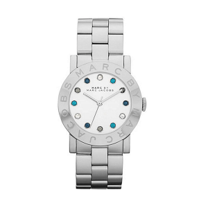 Marc Jacobs Amy Medium MBM3140 dames horloge 10Happy