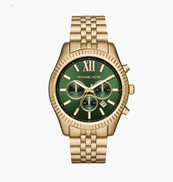 Michael Kors Lexington MK8446 Unisex horloge 10Happy