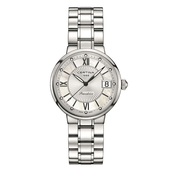 Certina DS Prime Precidrive C031.210.11.116.00 10happy dames horloge