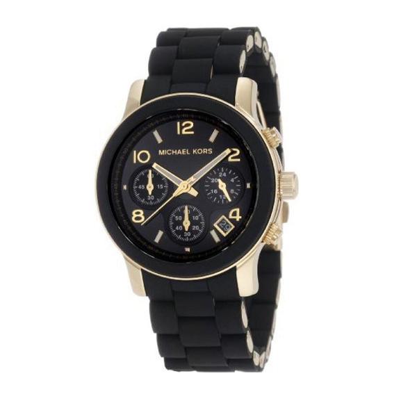 Michael Kors Runway dames horloge MK5191 10Happy