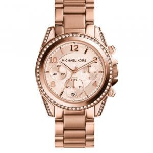 Michael Kors Blair dames horloge MK5263 10happy