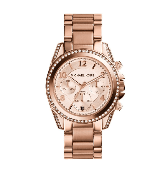 Michael Kors Blair MK5263 dameshorloge MK5263 10happy