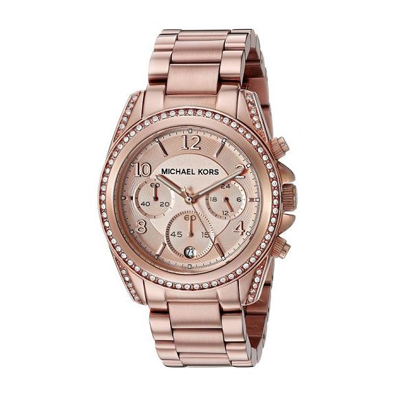 Michael Kors Blair dames horloge MK5263 10happy