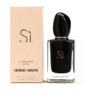 Giorgio Armani Si Intense Eau de parfum 100 ml 10Happy