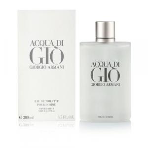 Giorgio Armani Acqua Di Gio Eau de toilette 200 ml 10Happy