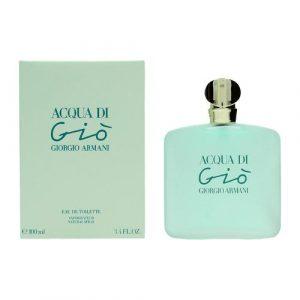 Giorgio Armani Acqua Di Gio femme Eau de toilette 100 ml 10Happy