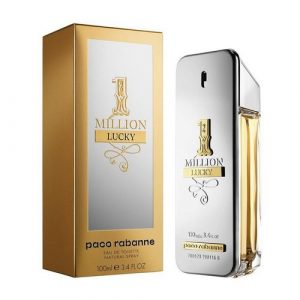 Paco Rabanne 1 Million Lucky Eau de toilette 100 ml 10Happy