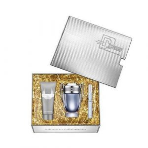 Paco Rabanne Invictus Gift set 10Happy