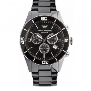 Emporio Armani Ceramica heren horloge AR1421 10Happy