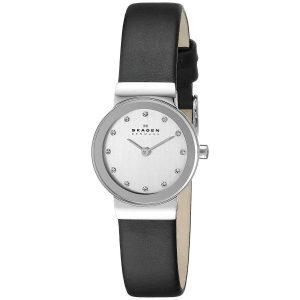 Skagen 358XSSLBC Freja dames horloge 10Happy