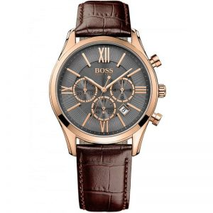 Hugo Boss Classic HB1513198 Herenhorloge 10Happy