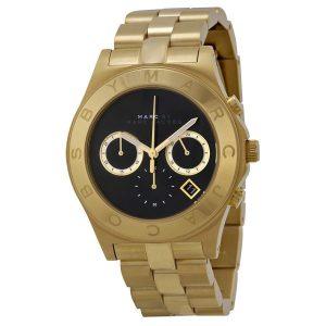 Marc Jacobs Blade MBM3309 Dames horloge 10Happy