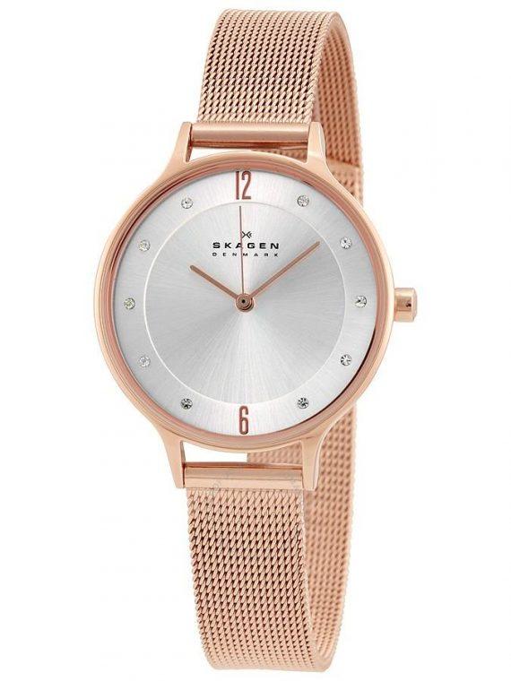 Skagen SKW2151 Anita Rosé dames horloge 10Happy