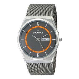 Skagen SKW6007 Melbye Zilver heren horloge 10Happy