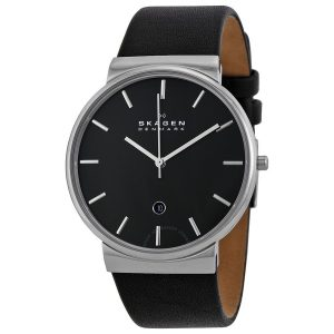 Skagen SKW6104 Ancher Zilver heren horloge 10Happy