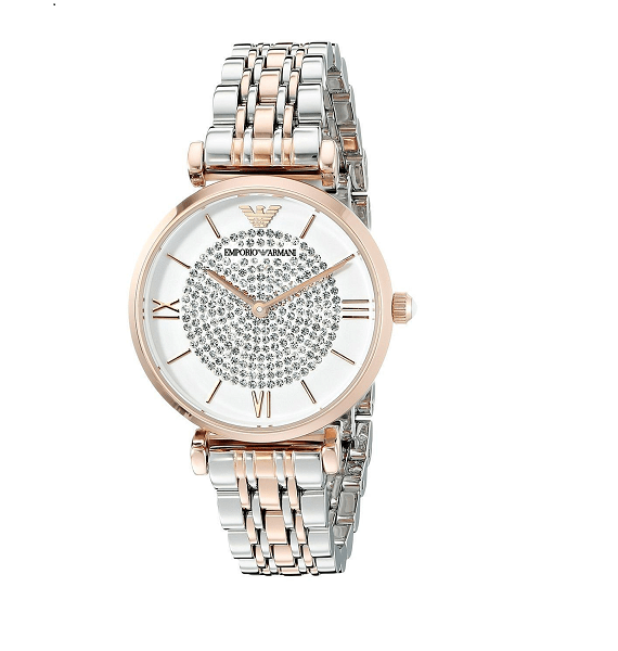 Emporio Armani Classic AR1926 Dames horloge 10Happy