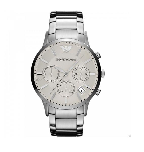 Emporio Armani Renato AR2458 Heren horloge 10Happy
