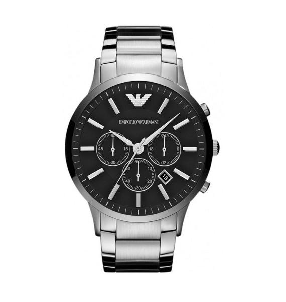 Emporio Armani Renato AR2460 Heren horloge 10Happy