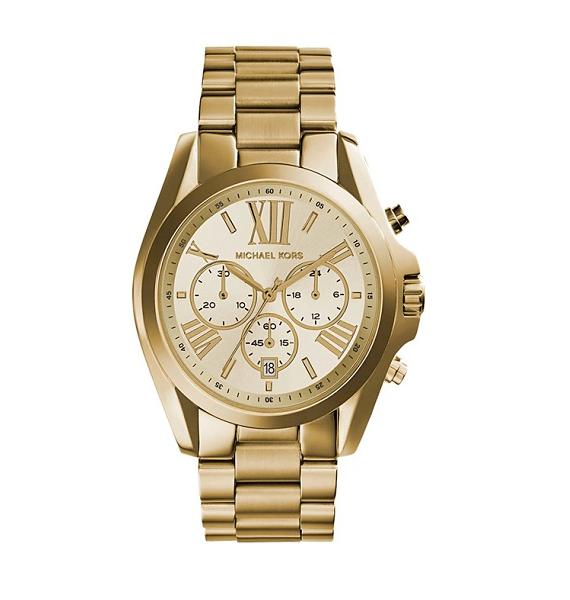 Michael Kors Bradshaw MK5605 unisex horloge 10Happy