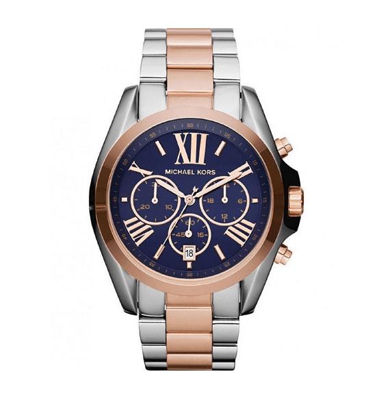 Michael Kors Bradshaw MK5606 Unisex horloge 10Happy