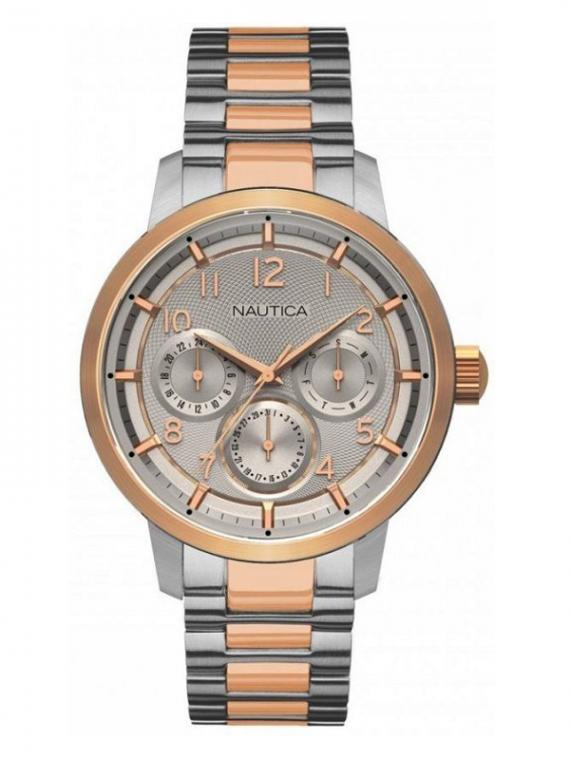 Nautica NAD19556G heren horloge 10Happy