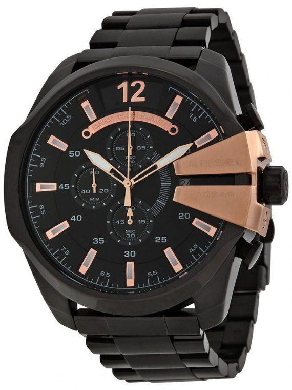 Diesel Mega Chief DZ4309 Heren horloge 10Happy