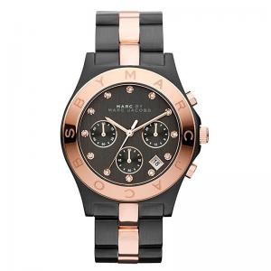Marc Jacobs Rock MBM3157 Dames horloge 10Happy