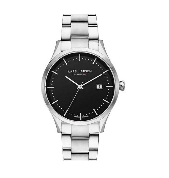 Lars Larsen Alex 119SBSB heren horloge 10Happy