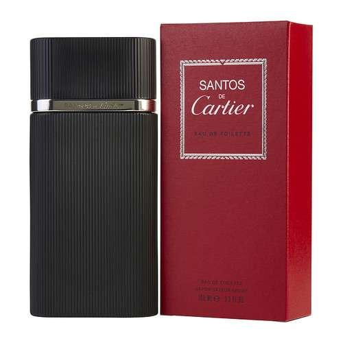 Cartier Santos De Cartier Eau de toilette 100 ml 10Happy