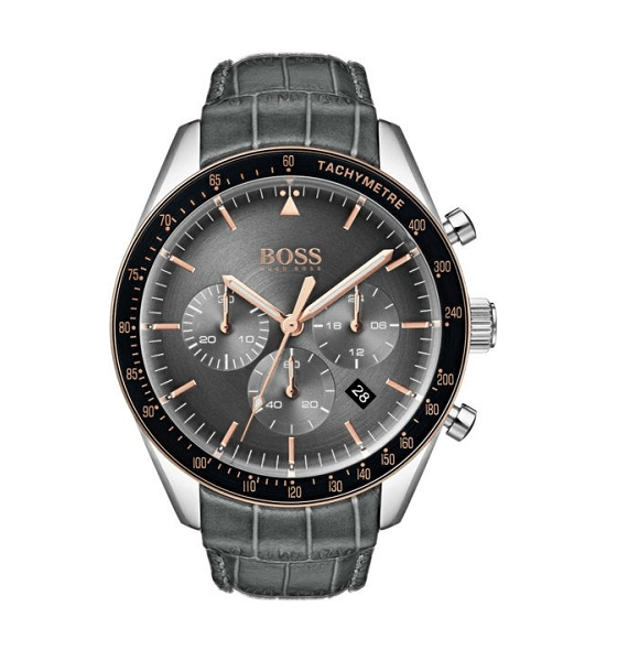Hugo Boss Trophy HB1513628 heren horloge 10Happy