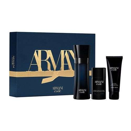 Armani Code Pour Homme Giftset 10Happy