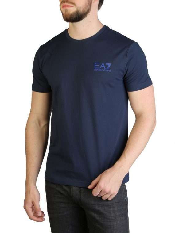 Emporio Armani EA7 T-shirt Navy 10Happy