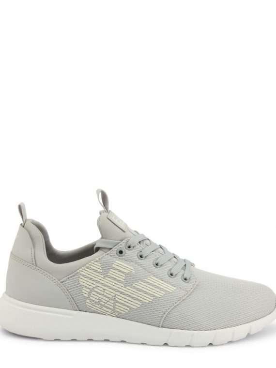 Emporio Armani sneakers heren grijs 10Happy