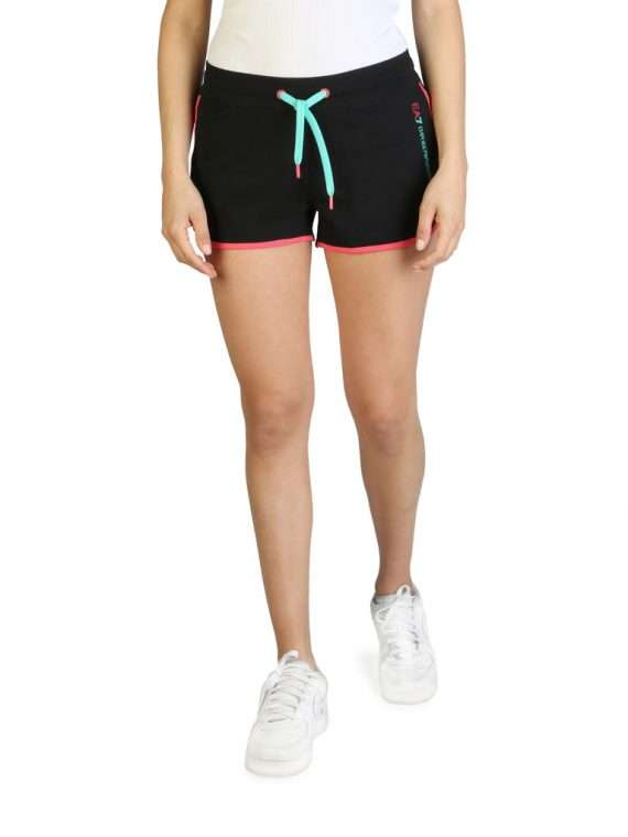 Emporio Armani dames shorts zwart 10Happy