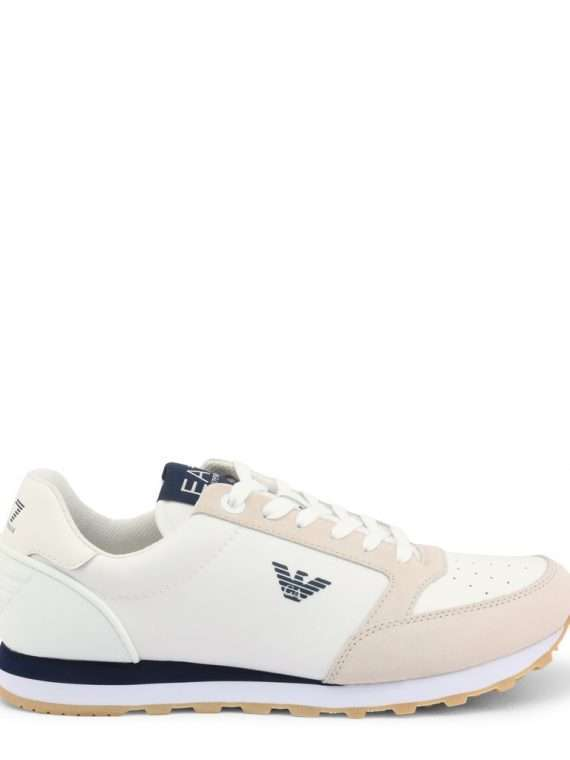 Emporio Armani sneakers heren wit 10Happy