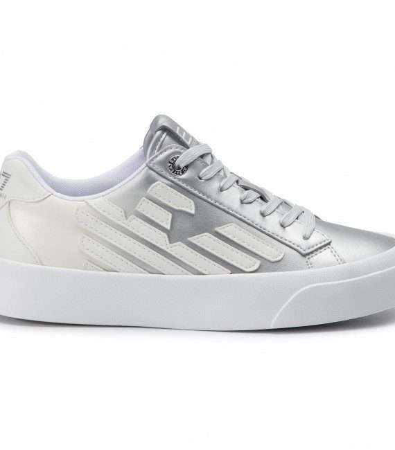 Emporio Armani sneakers heren grijs 10Happy